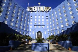 Fountain Avenue in Los Angeles is the site of a Scientology Center. Lawrence Wright examines the religion and the man who made it what it is today.